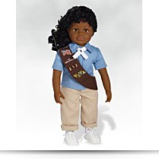 Buy Now 18 Inch African American Girl Doll