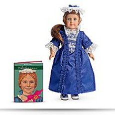 Buy Now 25TH Anniversary Felicity Mini Doll
