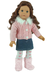 doll clothingclothes fits american dolls chenille