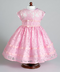 vintage pink party dress fits american