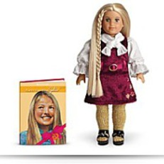 American Girl 25TH Anniversary Julie