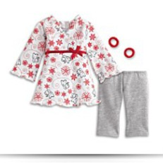 Buy Now My Ag Coconut Pajamas For Dolls Charm