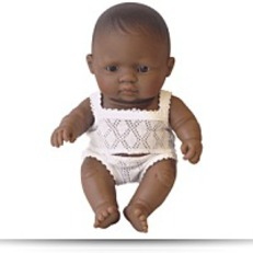 Buy Now Newborn Baby Doll Latin American Girl