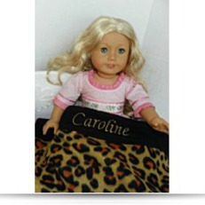 Buy Now Personalized With Name Caroline Leopard