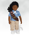 african american doll isabella scout brownie