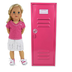 doll clothes locker american rooms furniture