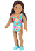 doll bathing suit fits american dolls